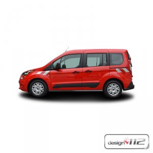 Warnmarkierungssatz Ford Transit Connect,...